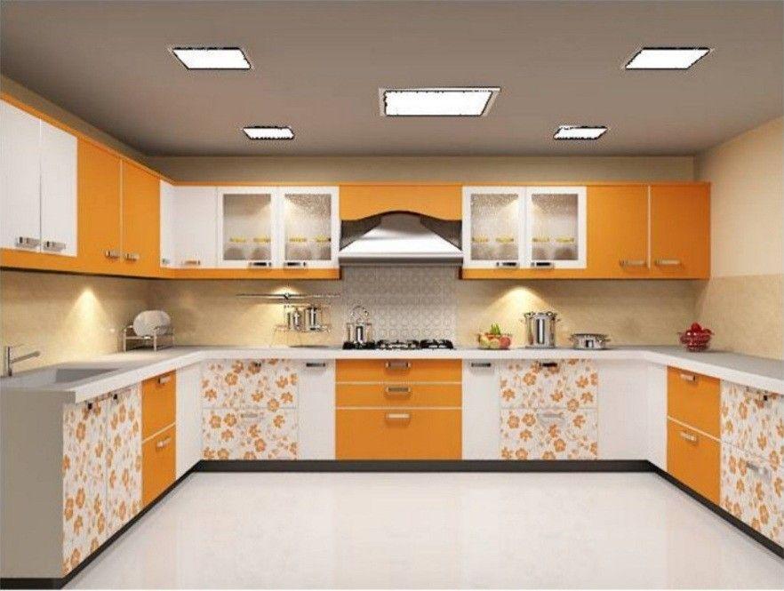 Modular Kitchen Chairs Home Interior Design Ideas In 2020 Modular Kitchen Cabinets Kitchen Modular Kitchen Furniture Design