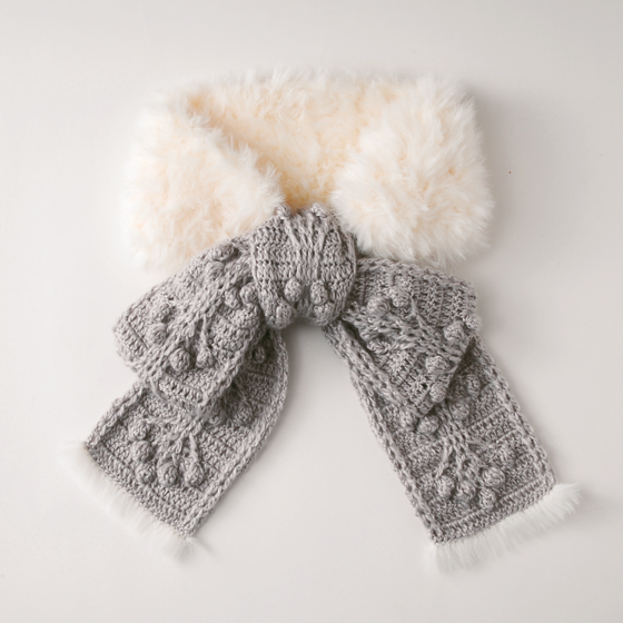 Mollie Makes Crochet : : : FREE pattern for this delicious stole ...