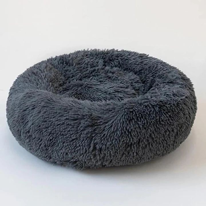 Comfy Calming High Stretch Soft Pet Dog Bed Cat House in