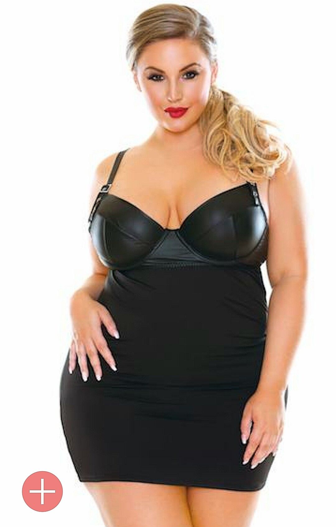 2bdd5878d5 Ashley Alexiss Plus Size Lingerie Models