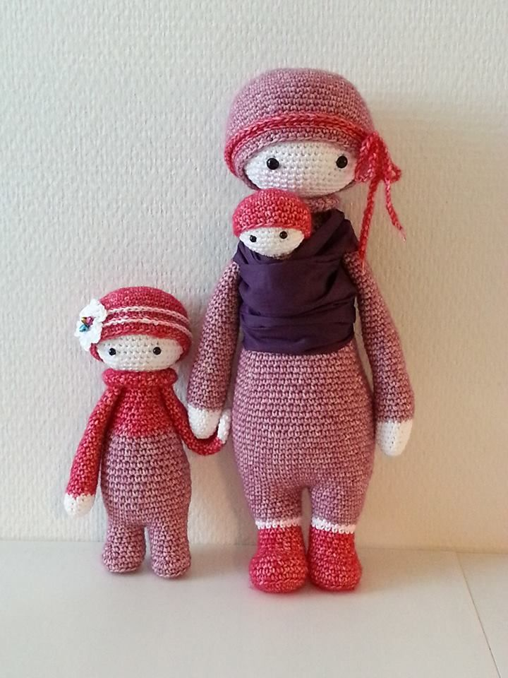 Made by Charlotte G (Lalylala) Crochet Amigurimi and ...