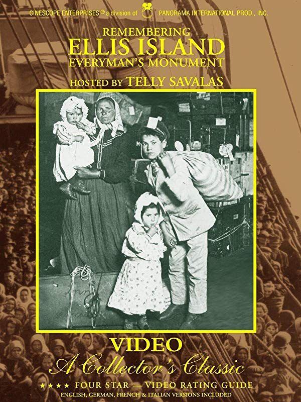 Remembering Ellis Island Unavailable Amazon