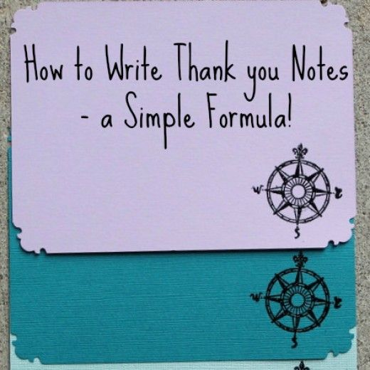What to write in a thank you note plus card samples