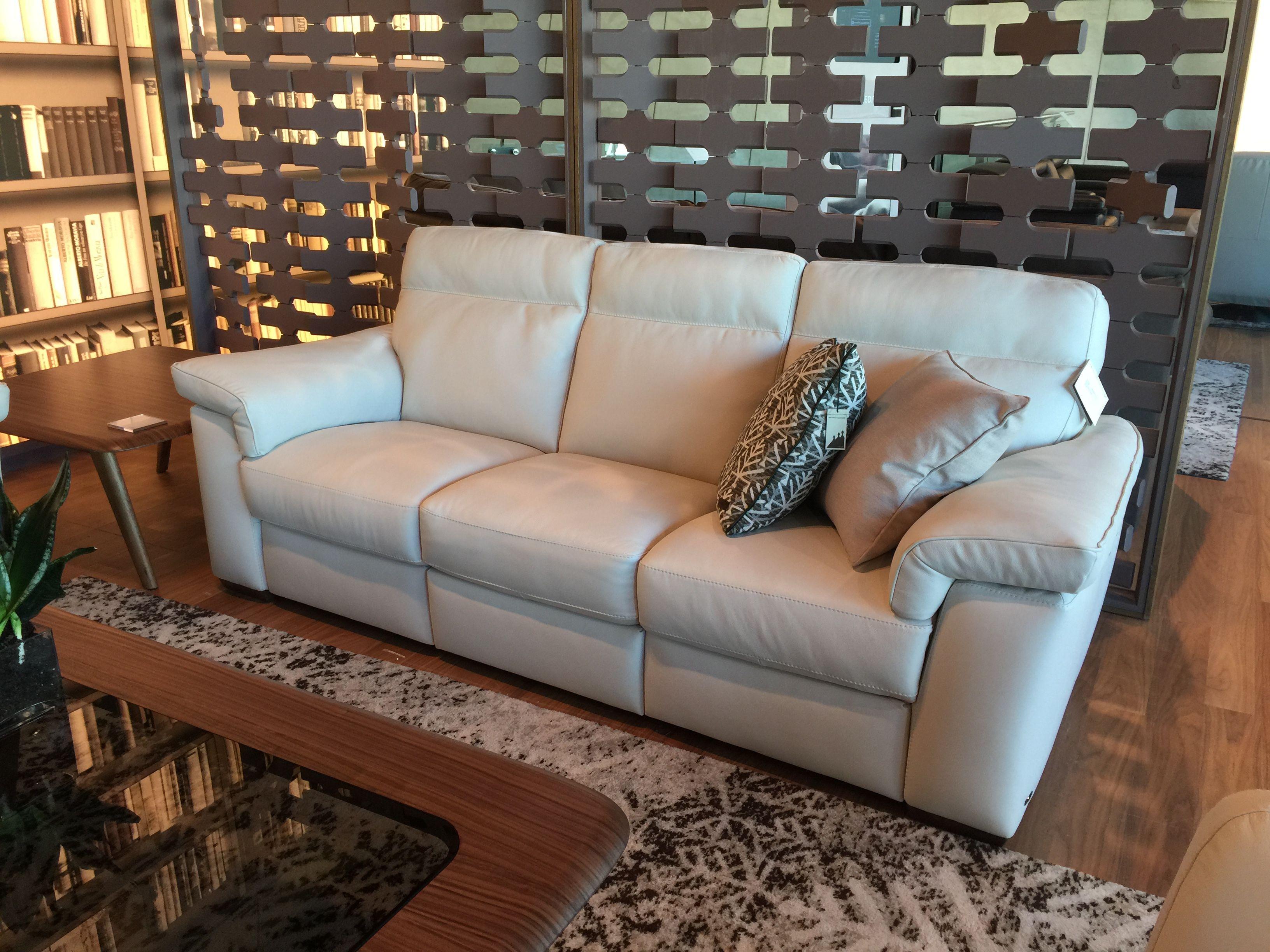 Natuzzi Editions Reclining Sofa