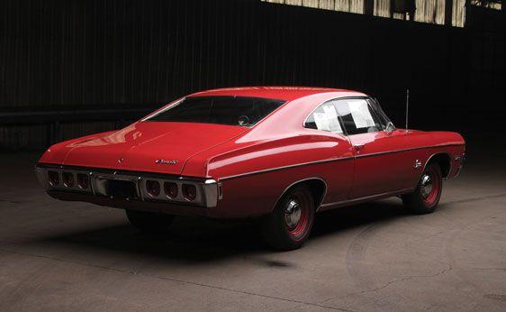 1968 Chevy Impalla Maintenance Restoration Of Old Vintage: 1968 Chevrolet Impala SS 427 Sport Coupe