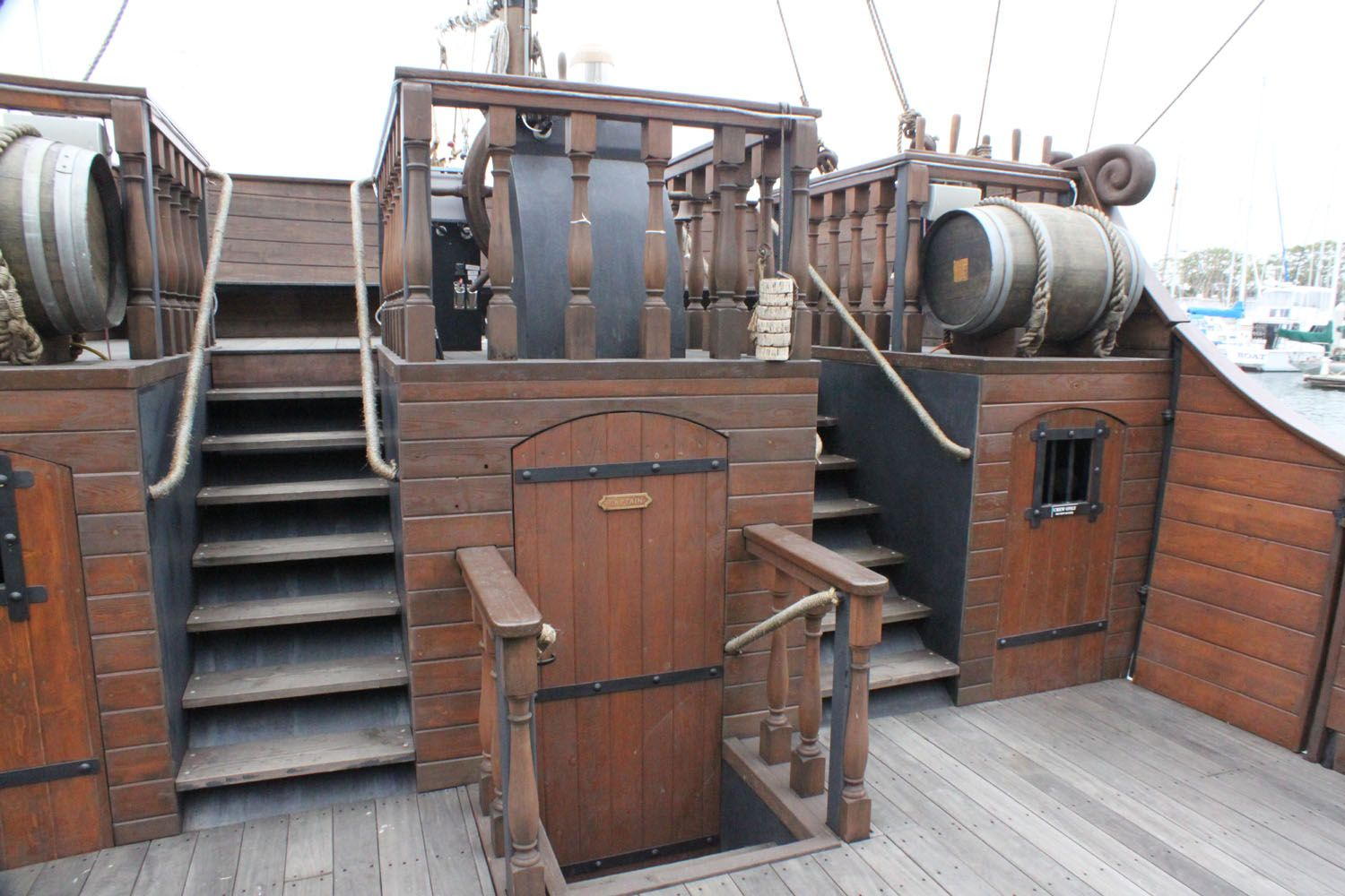 Another Pirate Ship Ship Deck Background Pirate Ship Sailing Ships Tall Ships