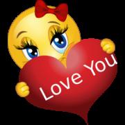 I Love You Love Smiley Good Night Greetings Love You