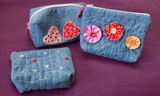 Klub patchworku Zilina: 21.11.2015 Kabelky, kozmetické tašky