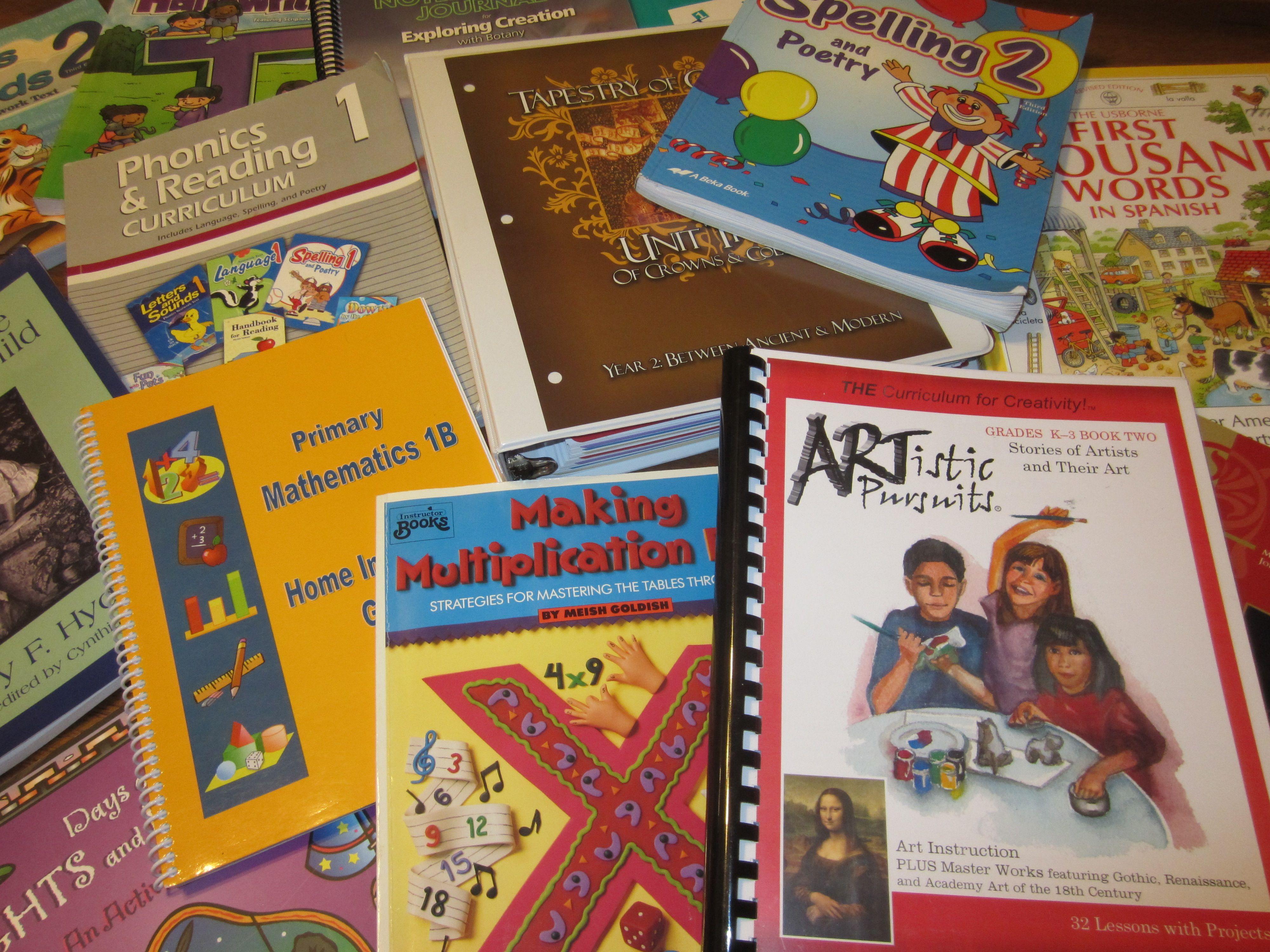 Preparing To Buy Next Year S Curriculum