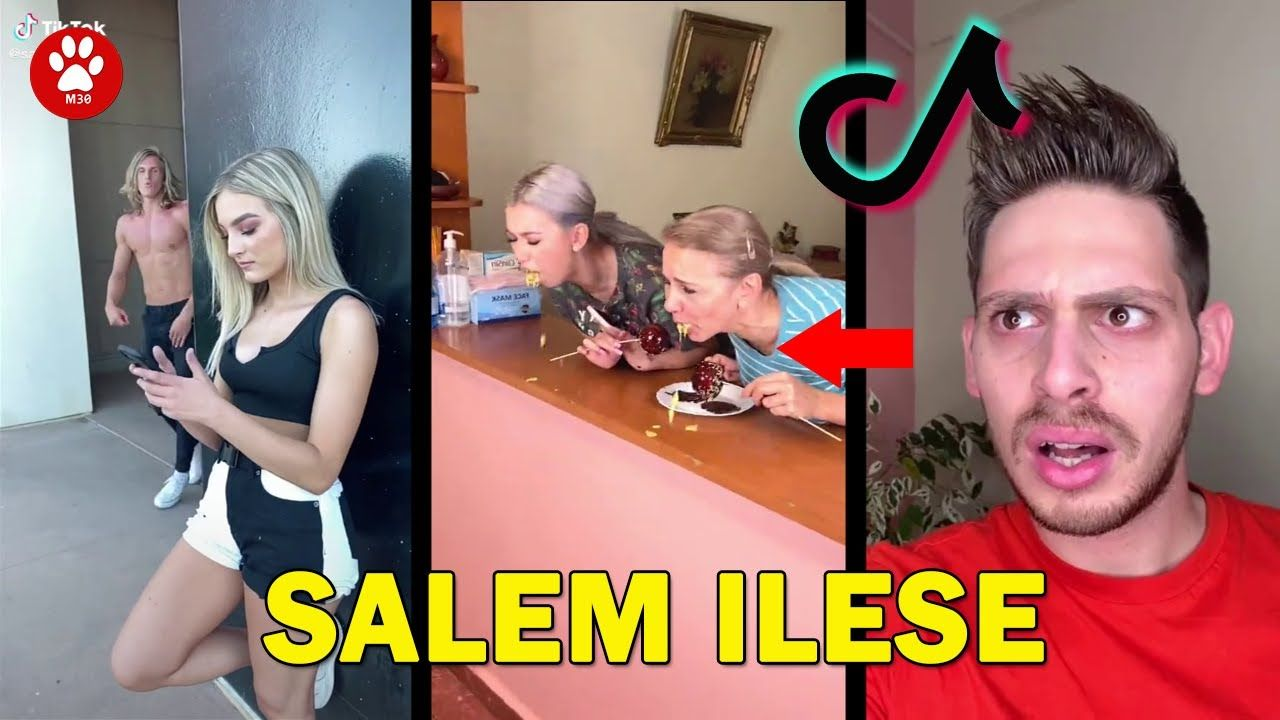 Salem Ilese Tik Tok Dance Challenge Compilation Video Coke Mentos L Compilation Videos Challenges Dance