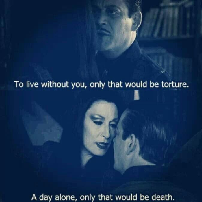 """My second favorite """"gothic"""" couple 
