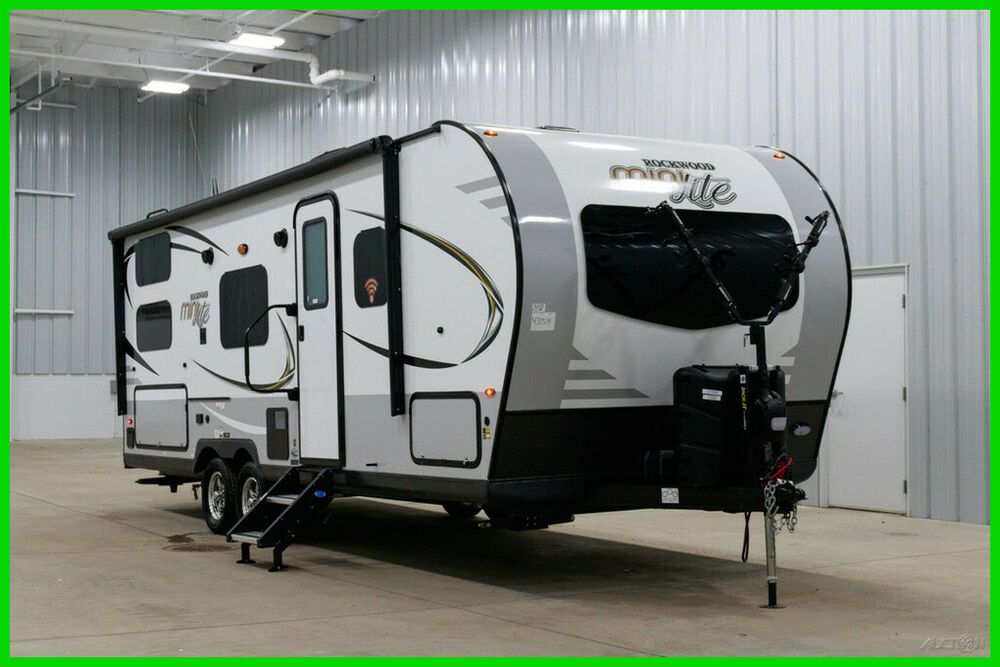 The 2020 Forest River Rockwood Mini Lite 2508 Is A Superb Rv And