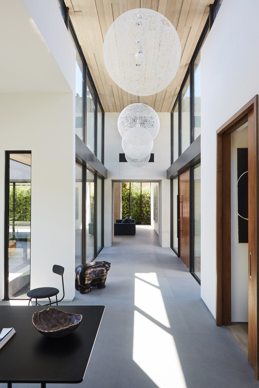 A modern innovative and futuristic home in hollywood rue
