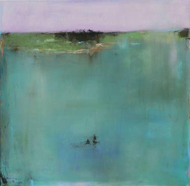 A New England Pond II: Jacquie Gouveia