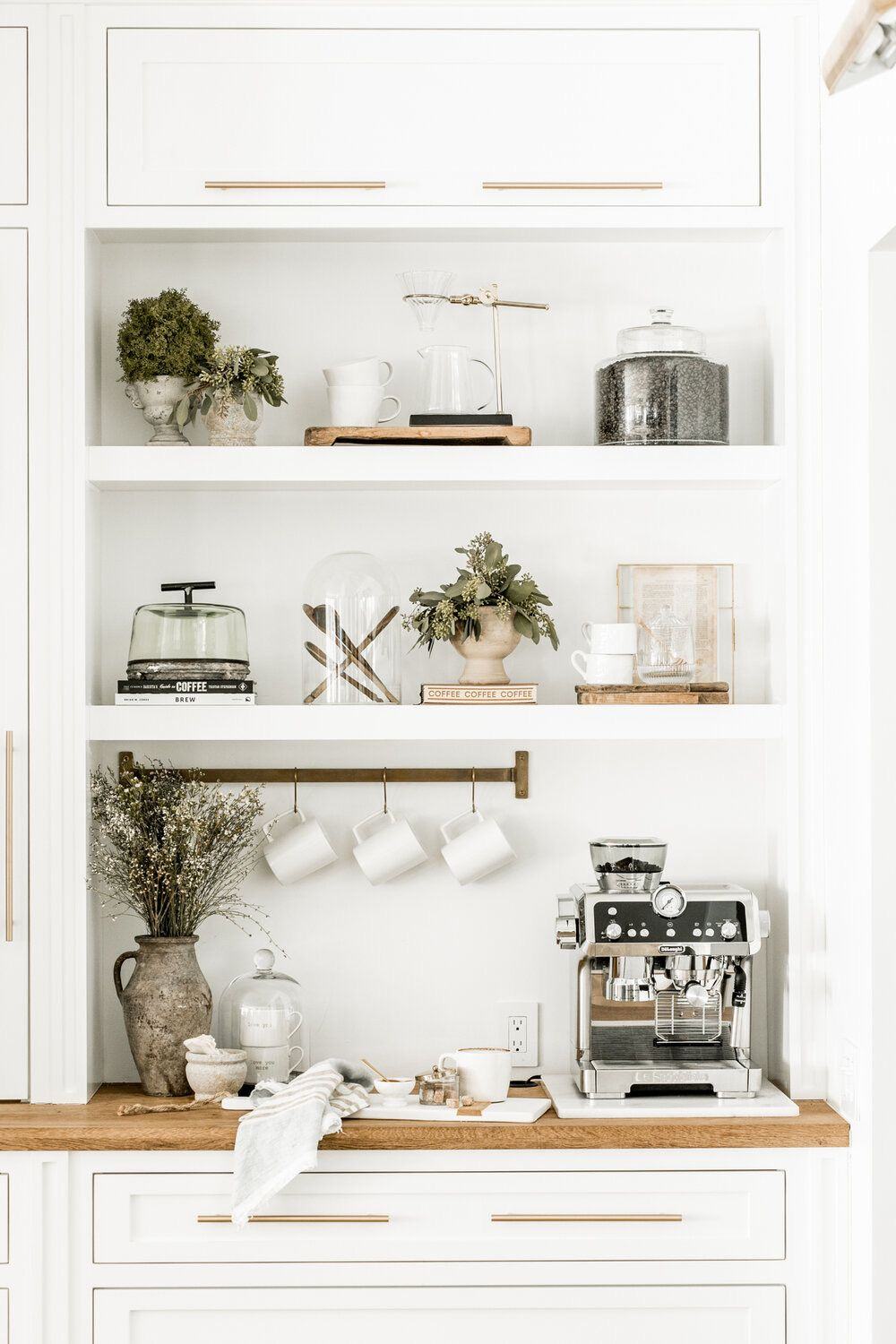 11 Coffee Station Ideas The Best Part Of Waking Up In 2020 Coffee Bar Inspiring Spaces Home