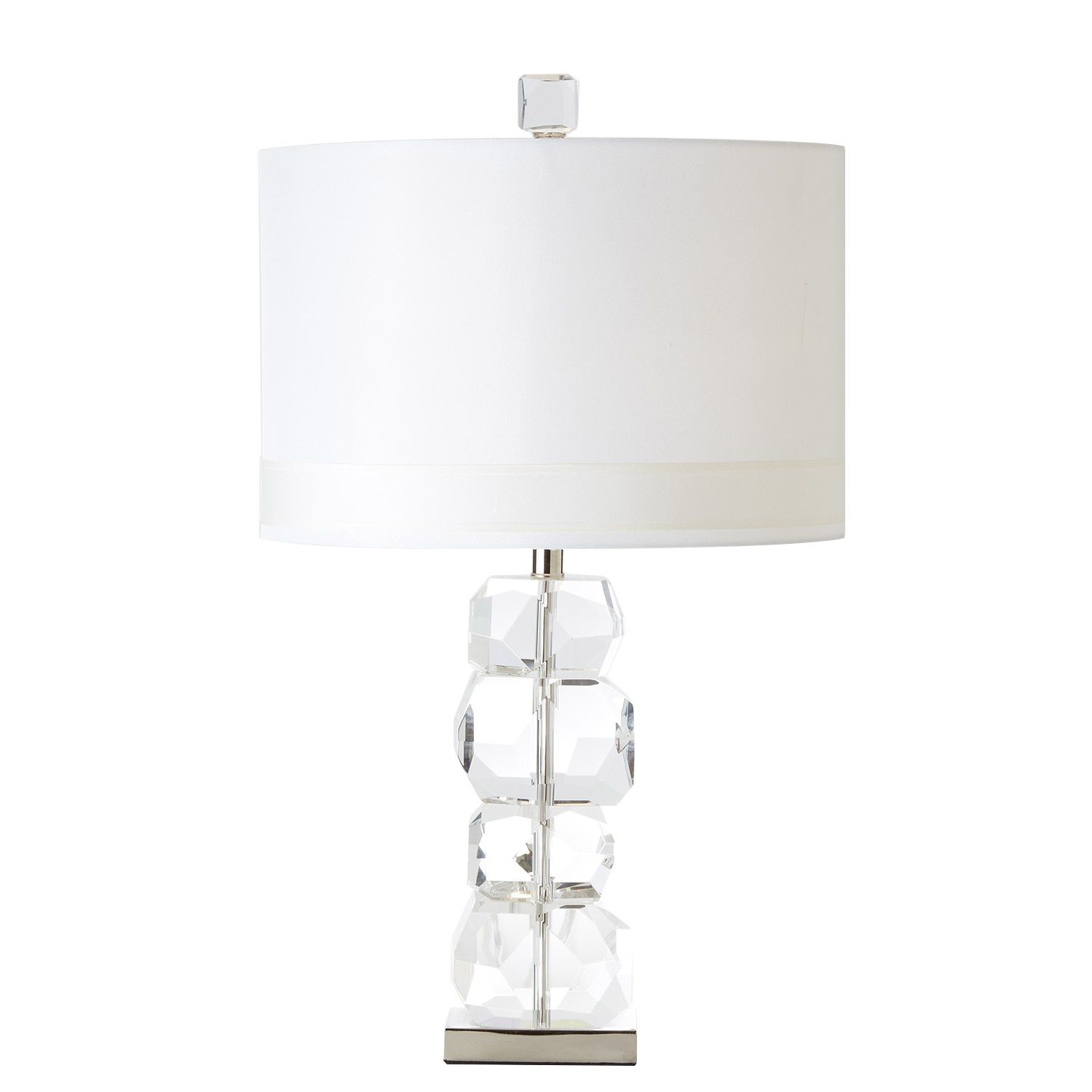 Global views stacked gemstone short table lamp zincdoor zincdoor global views stacked gemstone short table lamp zincdoor aloadofball Gallery