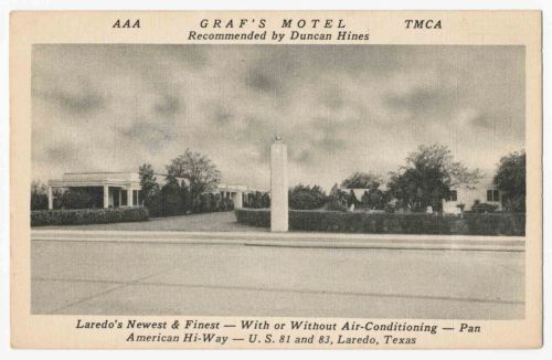 Grafs-Motel-Pan-American-Highway-US-81-83-Laredo-Texas