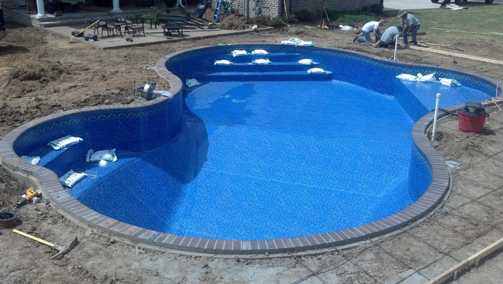 Inground Pool Builders In Kansas City Recreation Whole Pools