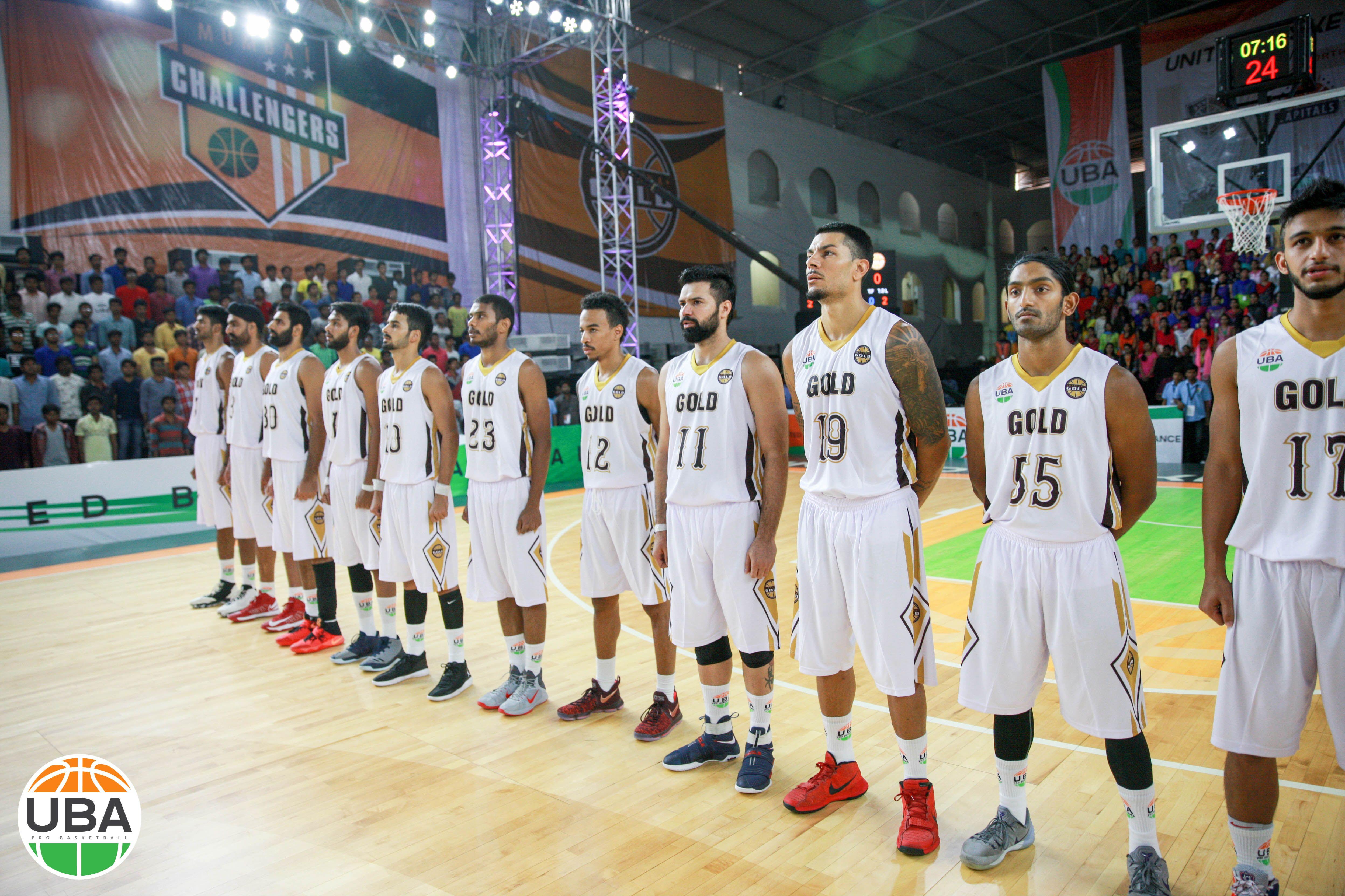 Your Haryana Gold Standing Tall And Proud Ubaindia Ubaseason4 Basketball Teams Stand Tall Sports Jersey