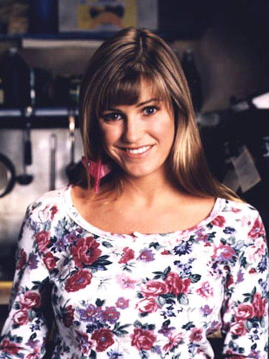 Cynthia Geary As Shelly Marie Tambo Vincoeur A Waitress