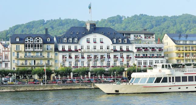 BEST WESTERN PREMIER Bellevue Rheinhotel in Boppard  #bestwestern #bwtravel #rhein
