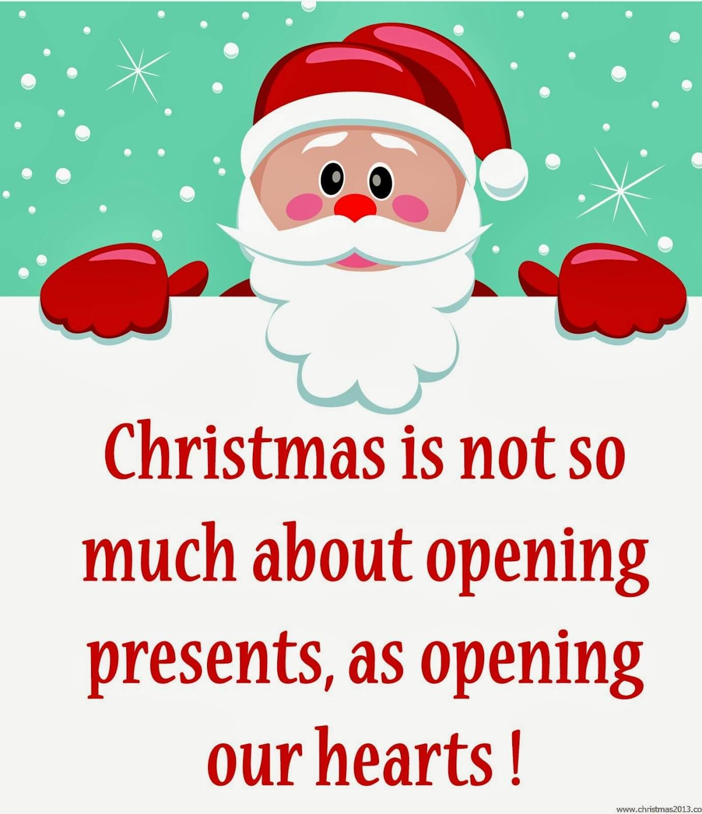 Christmas Quotes For Kids | Christmas card sayings, Best ...