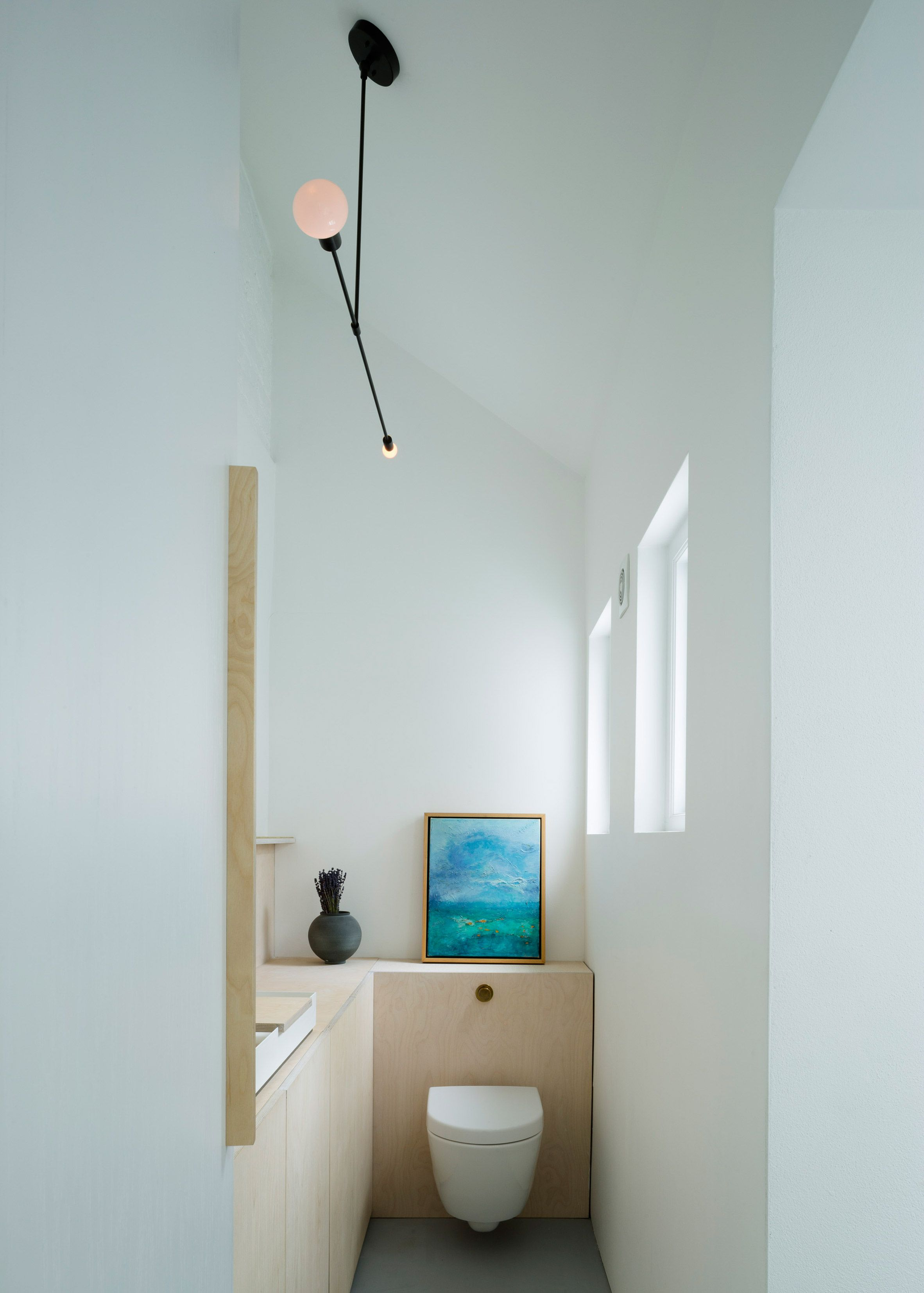 West Architecture converts church into restrained home for School of ...