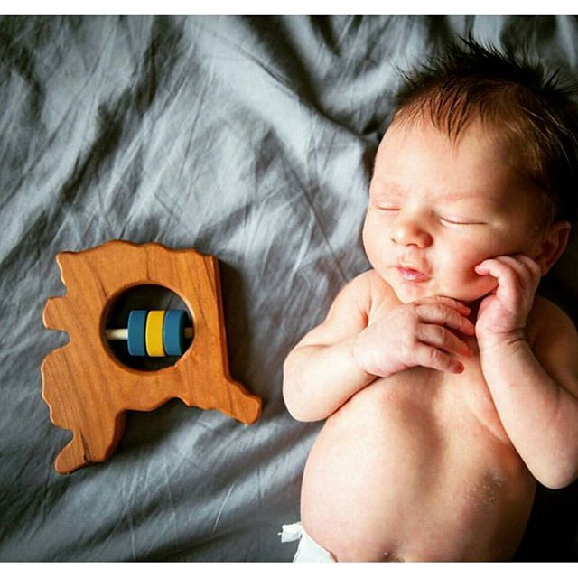 Sweet newness up in Alaska!    Bannor Toys  Modern Toys for your babes