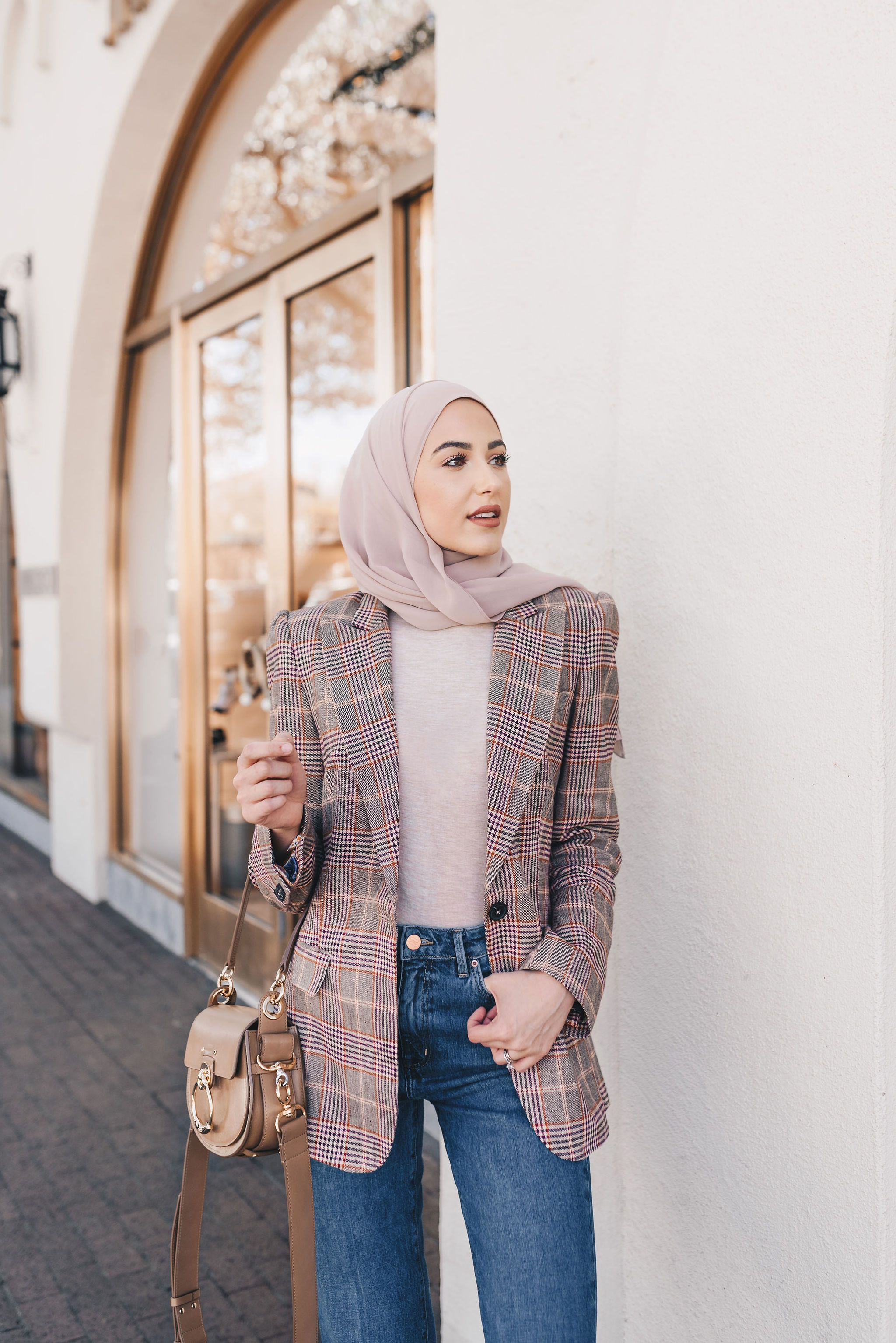 70's Chic -   18 style Hijab winter ideas