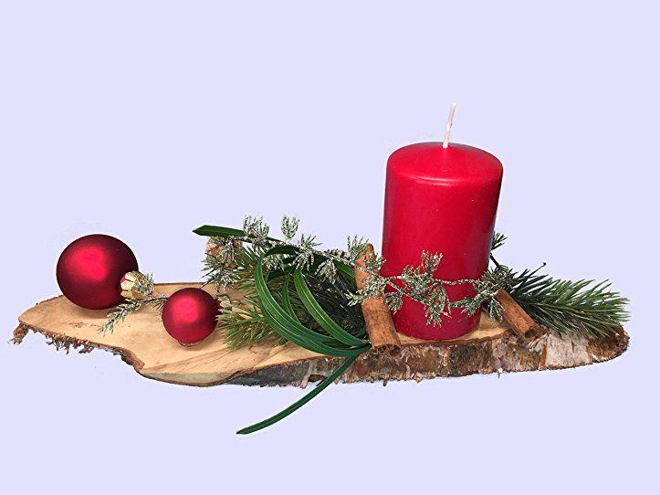Weihnachtsgesteck Wintergesteck Weihnachten Adventsgesteck Nr.2 Adventskranz