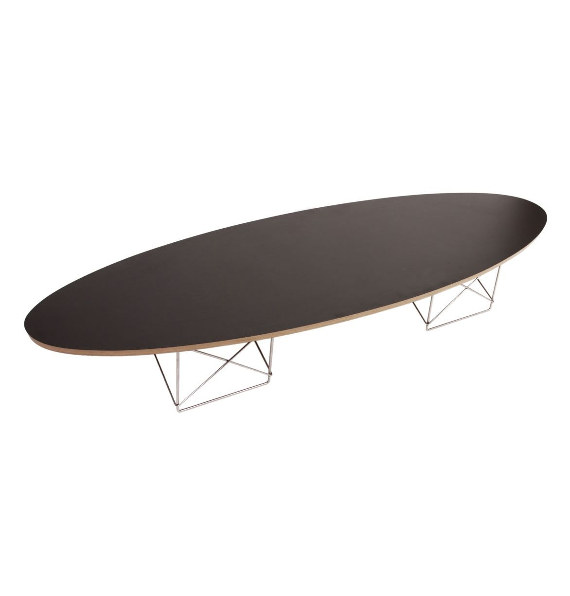 Replica Eames Elliptical Coffee Table by Charles and Ray Eames
