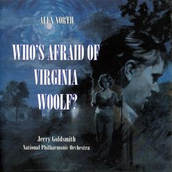Who's Afraid of Virginia Woolf? Soundtrack (Alex North) - CD cover