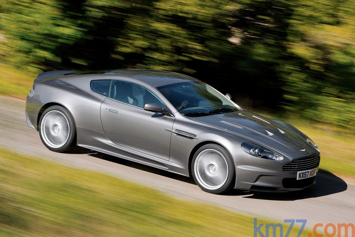 Aston Martin DBS Gama DBS Gama DBS Coupé Casino Royale Exterior Lateral-Frontal 2 puertas