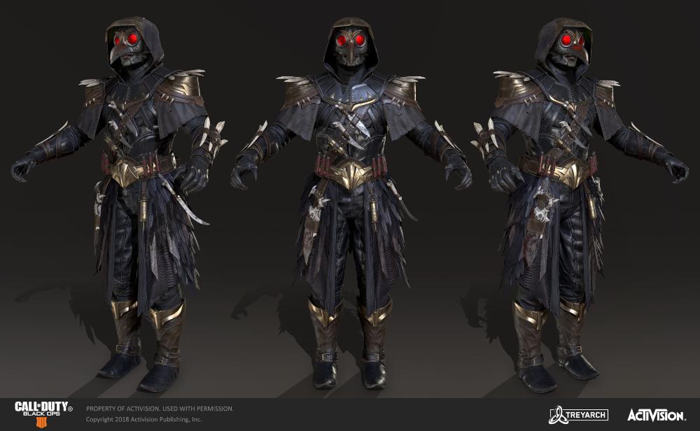 Artstation Call Of Duty Black Ops 4 Crash Skin Brandon Bennett Black Ops Black Ops 4 Super Villain Costumes
