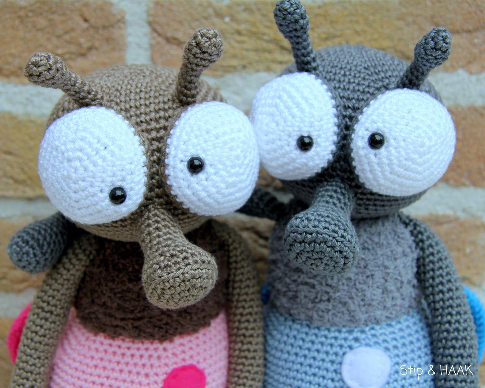 Stip & HAAK, #amigurumi #crochet | Amigurumi | Pinterest | Amigurumi ...