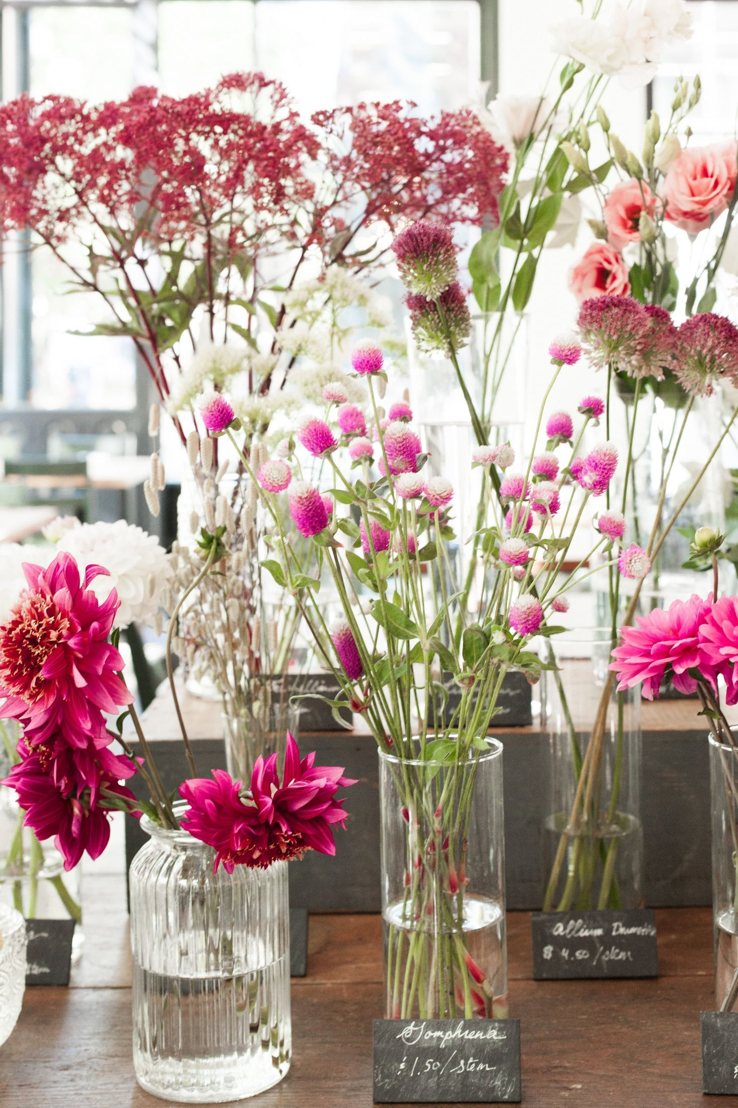 The Flower Shop at Seattle's London Plane Gardenista