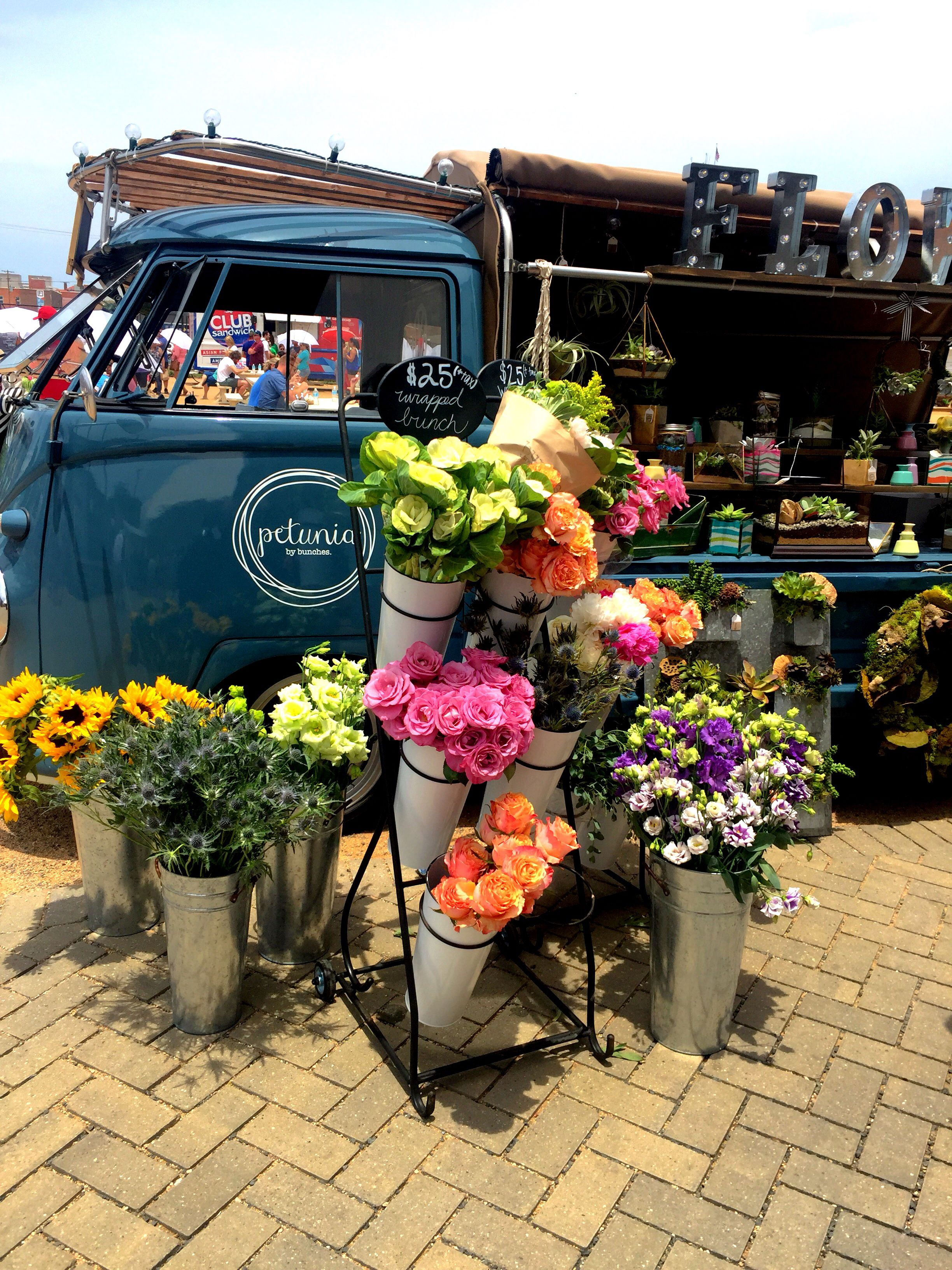 Travel Adventures Flower Truck Instagram Photo Photo And Video