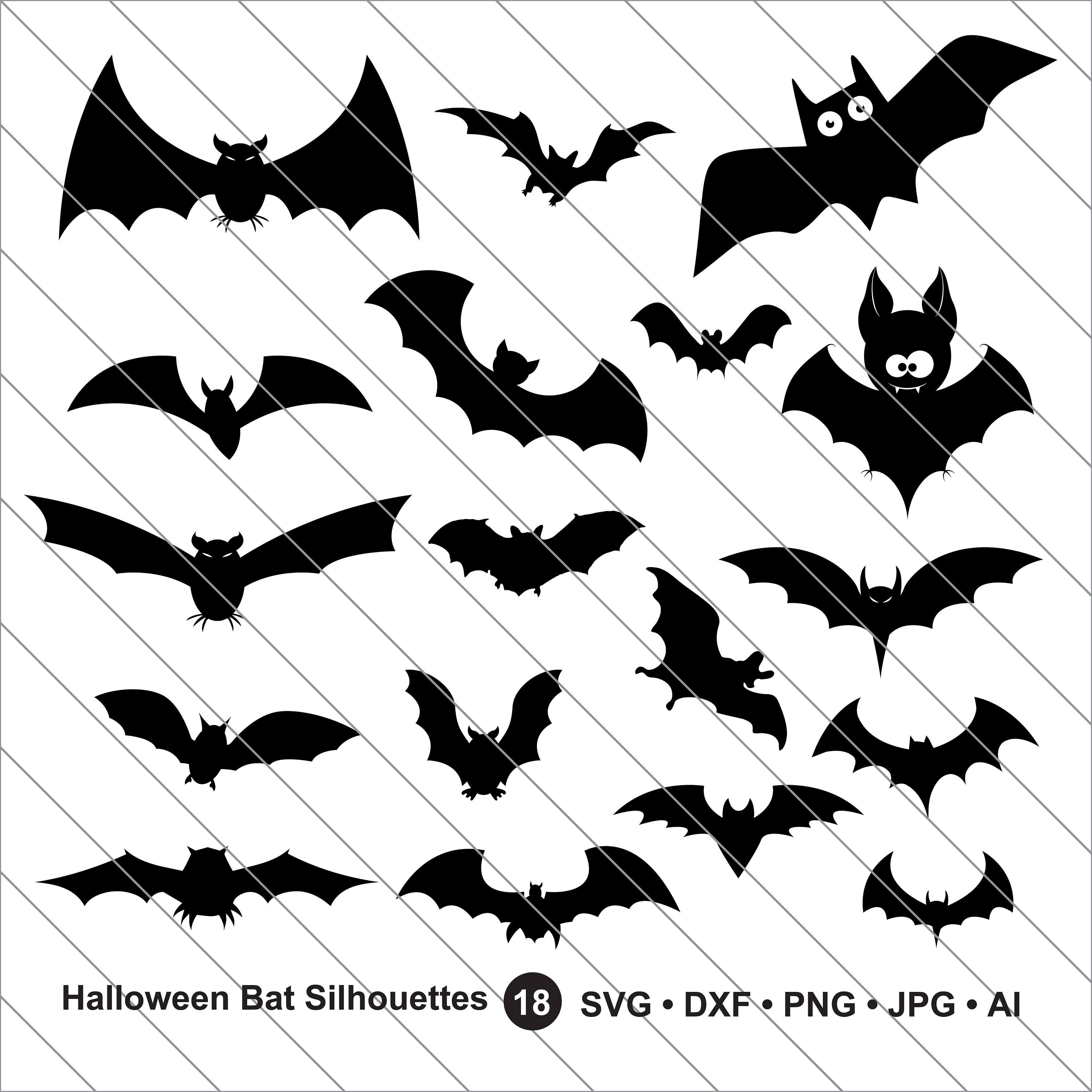 A Personal Favourite From My Etsy Shop Null Bat Silhouette Halloween Bats Halloween
