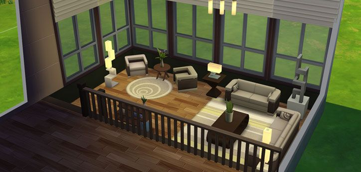 This Is A Quick And Simple Tutorial For Creating Split Level Rooms In The Sims 4