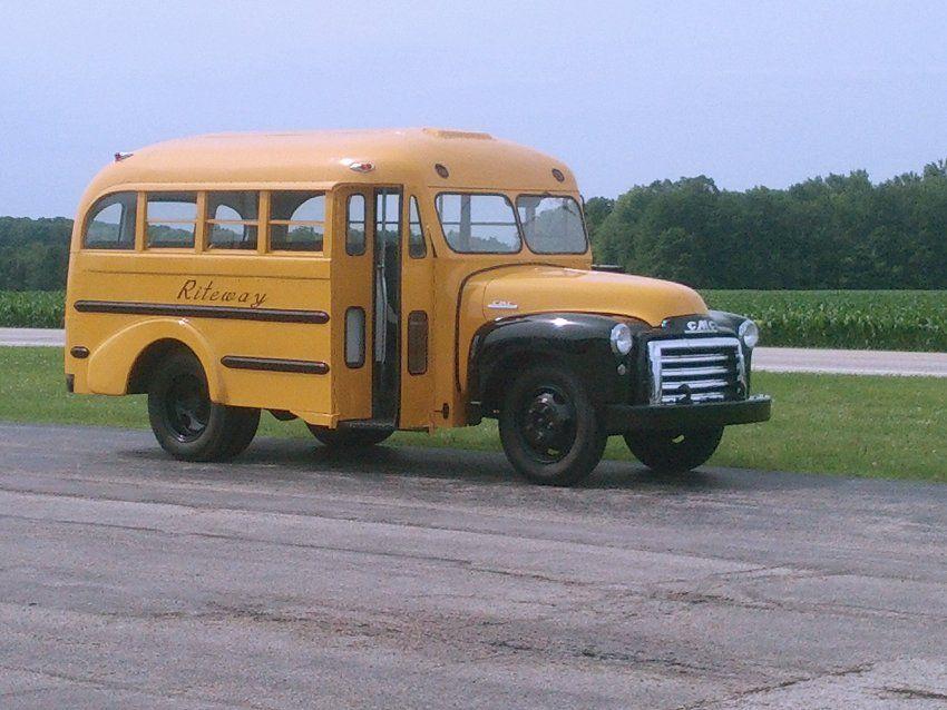 Marmon-Herrington F-4 School Bus For Sale - GMC/Bus\\Truck ...
