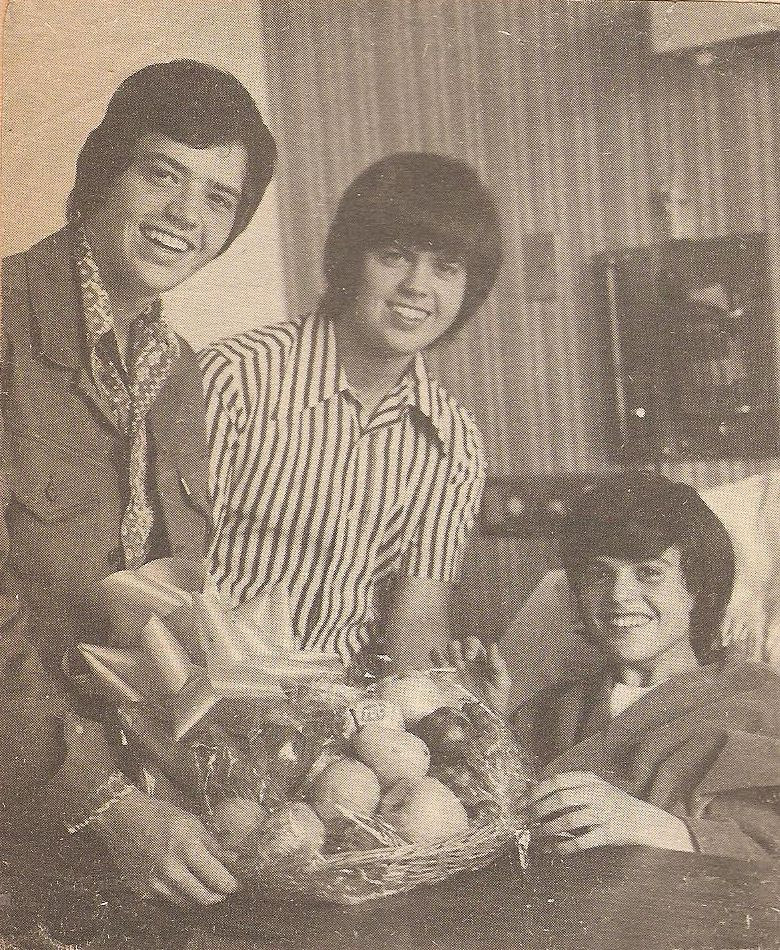 Jay, Merrill, & Donny Osmond