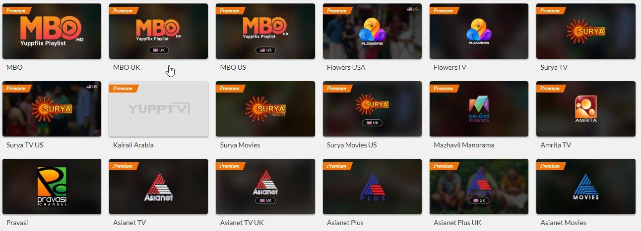 Watch your favorite Malayalam TV channels anytime, anywhere and