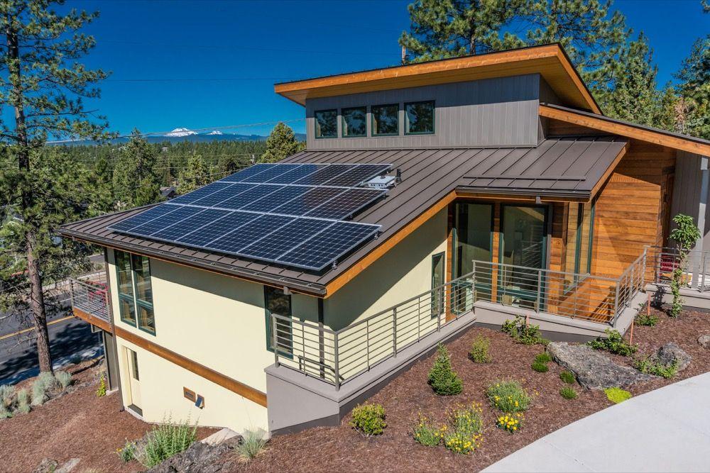 Jim Guild Construction Roof Solar Panel Solar Panels Outdoor Decor