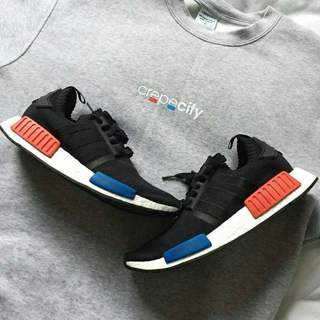 new concept cd313 3f72a Adidas NMD Black OG Credit   crepecity Rerelease 14.01.2017 . . .