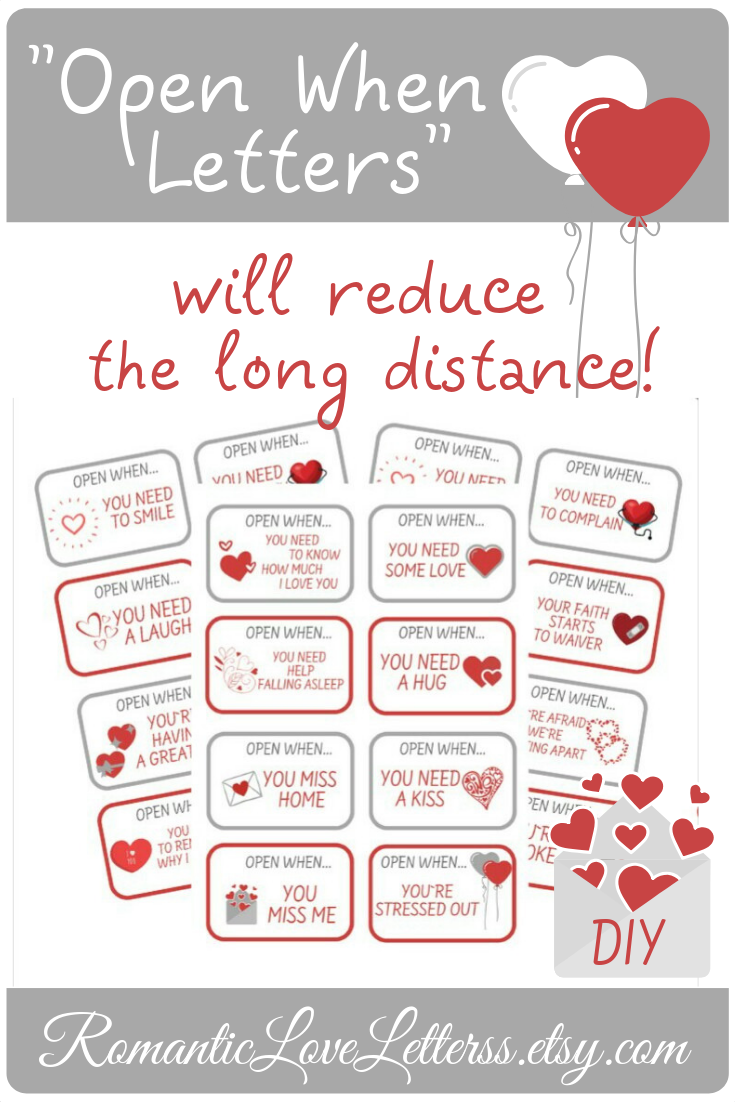 Long Distance Relationship Letter For Her from i.pinimg.com