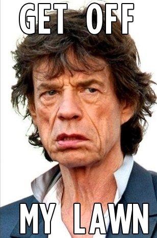 old man Jagger