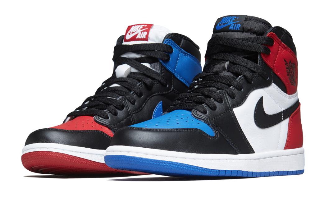 buy online d112a cef53 The Air Jordan 1 High Top 3 Caps Off November