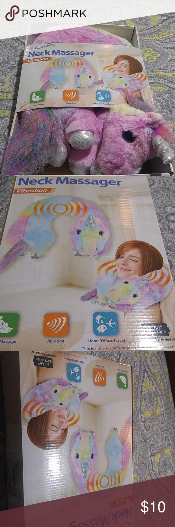 Nice touch massage