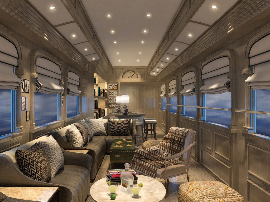 Luxury Train Travel Look At 4 And 5 For Japan Luxury Train Train Travel Train Journey
