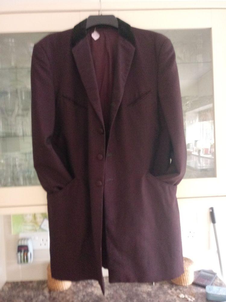 6a233fce6cfd Mens teddy boy drape jacket   Vintage Clothing   Jackets, Teddy boys ...